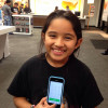 Marie is a proud iPhone 5c owner