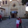 Atom and Marie at San Carlos Mission