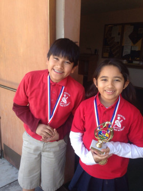 You can't win them all – Spelling Bee results
