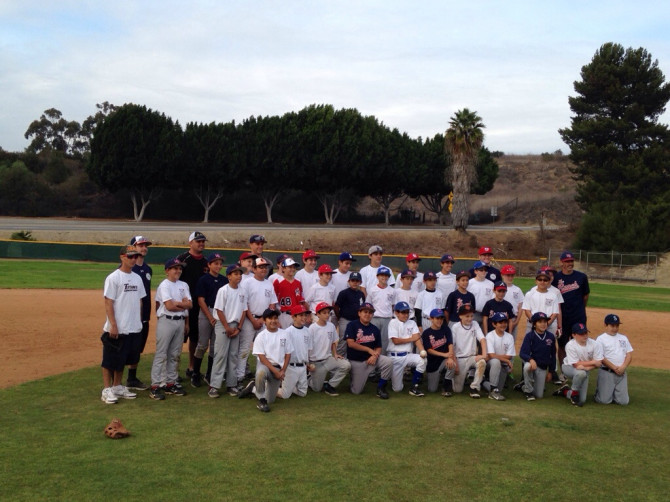 Atoms Last MRLL Baseball Academy