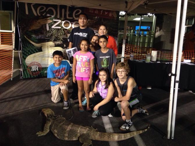 The floating zoo, Noah's Ark