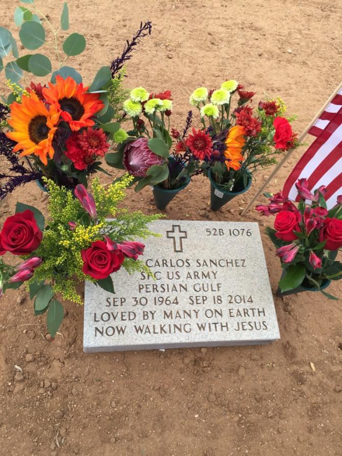 Remembering Carlos on Veterans Day 2014