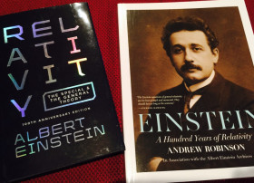 Celebrating the 100th anniversary of Relativity Theory